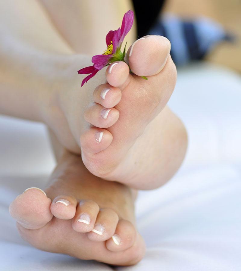 Gezielte Untersuchung und Behandlung von Fuß- und Nagelproblemen